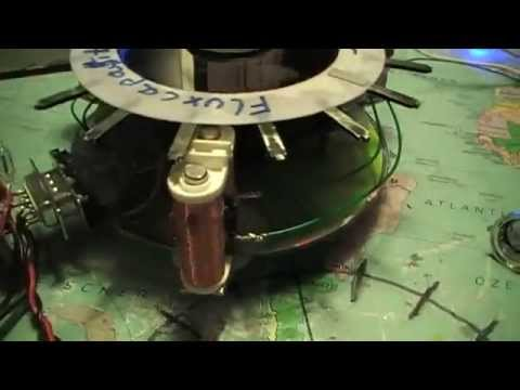 Der Weg zum Perpetual Motion Holder Motor