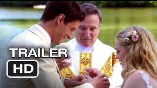 The Big Wedding Official Trailer (2012) - Amanda Seyfried, Robin Williams Movie HD
