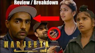 HARJEETA Trailer Breakdown - Review| True Story| Things You Missed| Ammy Virk