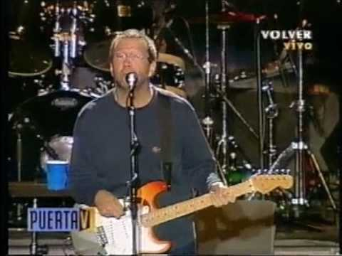 Eric Clapton - Stormy Monday, ARG, Oct 6, 2001