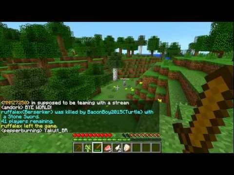 Eu sou Semi Imortal ! - Minecraft (H Games)