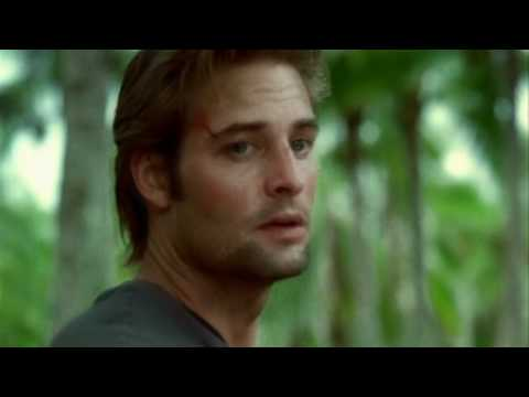 LOST: Sawyer kills a Polar Bear (1x02 Pilot)