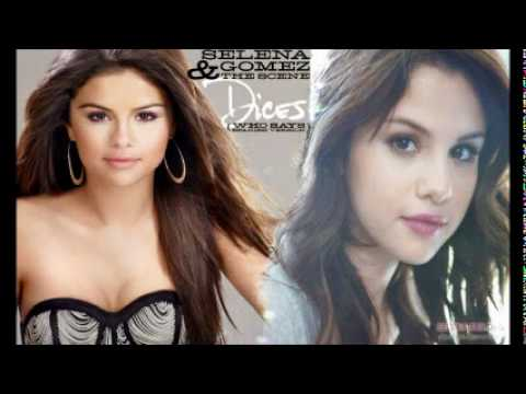 Selena Gomez & The Scene - Dices (Who Says Spanish)(LINK DOWNLOAD)+ Lyrics