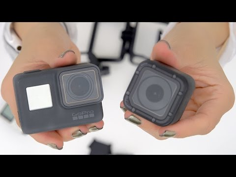 GoPro Hero 5 + Hero 5 Session Unboxing | Review