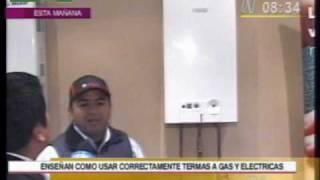 Autorex Peruana: Consejos sobre Calentadores de Agua