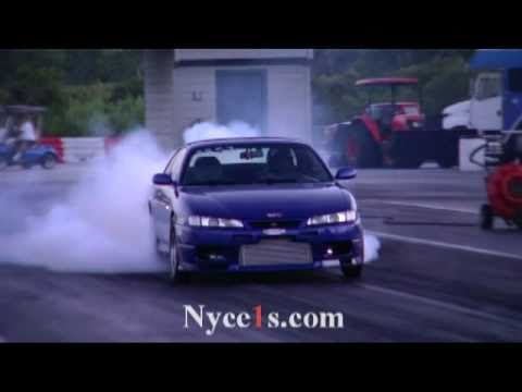 Nyce1s Clips - JJRBOOST 2JZ Powered Nissan 240SX Goes 8.99!!!!