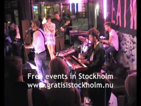 Elias & The Wizzkids feat Britta Persson - What Would Kill Us, Live at Lilla Hotellbaren 3(5)