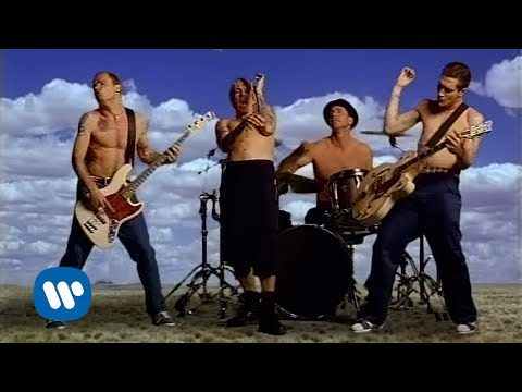Red Hot Chili Peppers - Californication [Official Music Video]