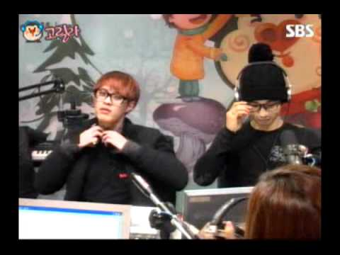 [CUT] Seungho vs His Headset