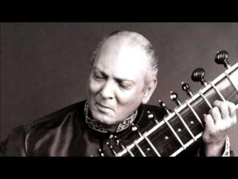 GREAT SITAR MAESTROS-Ustad Rais Khan-raag nand kalyan