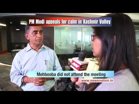 National Expert: Vijai Trivedi on Kashmir unrest