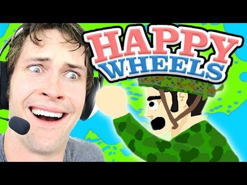 NEW CHARACTER! - Happy Wheels