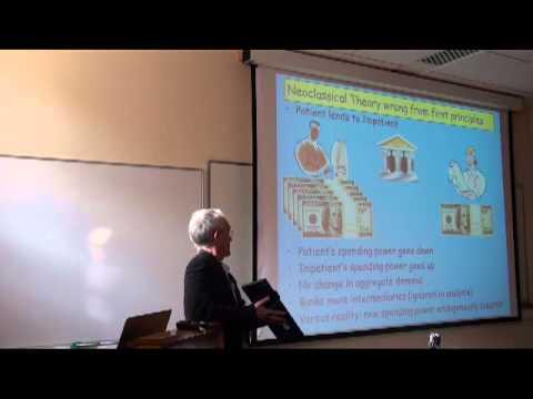 Keen Debunking Economics Oxford 2011 Monbiot Seminar