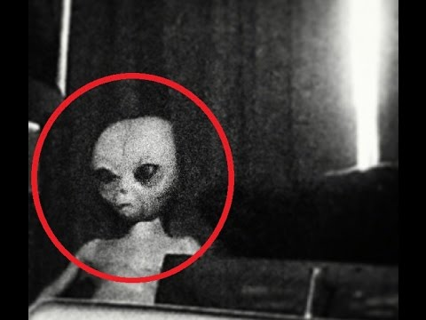 REAL ALIEN CAUGHT ON TAPE
