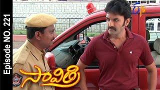 Savithri 18-12-2015 | E tv Savithri 18-12-2015 | Etv Telugu Serial Savithri 18-December-2015 Episode