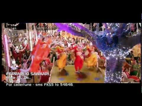 """Mala Jau De"" (Official New Item Song) Ferrari ki Sawaari (2012) - ft' Vidya Balan(HD)"