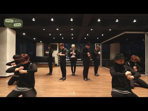 Overcome (Practice Dance Man in Black Version)