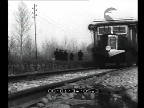 S. Benigno, Canavese. Un nuovo modello di treno su pneumatici