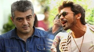 Watch Dhanush Clash With Ajith Red Pix tv Kollywood News 29/Jan/2015 online