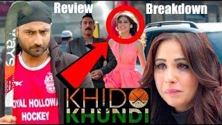 KHIDO KHUNDI TRAILER REVIEW - BREAKDOWN| Things You Missed| Ranjeet Bawa| Mandy Takhar