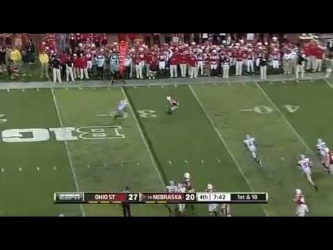 Nebraska Vs. Ohio State 2011 Football