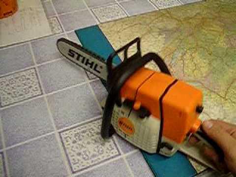 stihl chainsaw for kids kinder motors ge. Black Bedroom Furniture Sets. Home Design Ideas