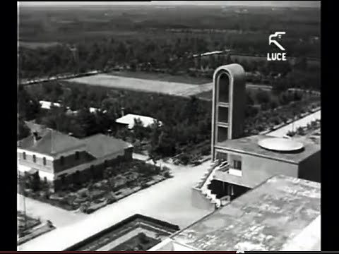 Mussolinia e il suo sviluppo nel 1939 [Istituto LUCE]