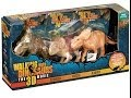 Walking with Dinosaurs 3D Mini Figure Three Pack + Facebook Giveaway