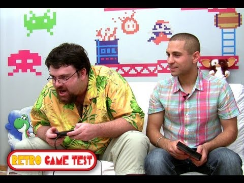 Garfield Mega Drive Retro Game Test REVIEW Fr vf