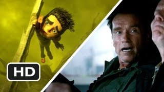 ParaNorman and the Expendables (2012) Movie MASHUP HD