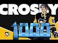 Звезды НХЛ и 1000 очков Кросби (НА РУССКОМ)