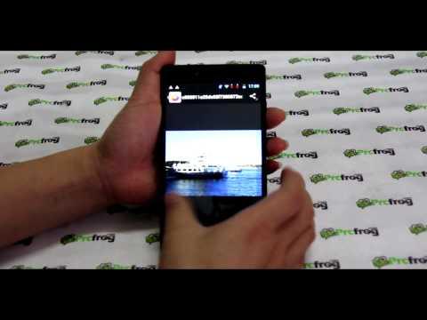 Amoi A900w 5,5 дюймовый IPS экран. 4 ядерный MTK6582. 1/8GB. Аккум: 2500mAh Русский язык