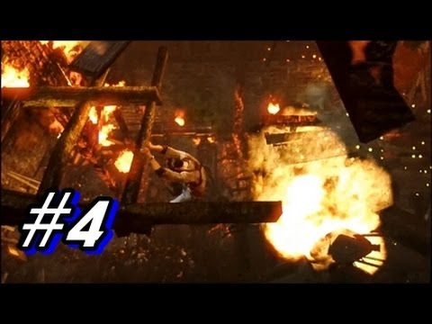 Let's Play Uncharted Golden Abyss - Part 4 Chapter 4,5, & 6