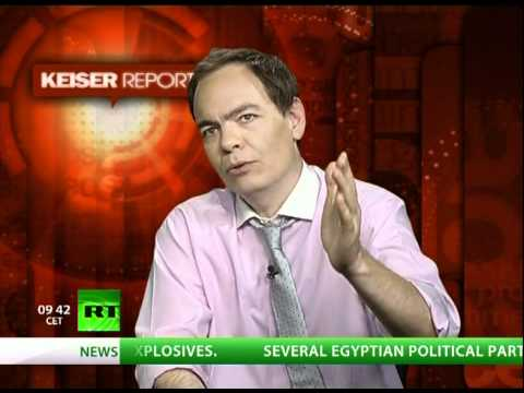 Keiser Report: The Greek Depression (E190)