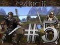 Прохождение Gothic 2 (Готика 2:Ночь Ворона) #5 - Ищем Работу