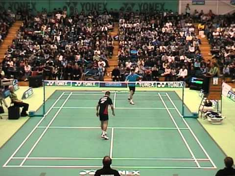 Badminton Australia Open MS Final 2011 Part 3.mpg