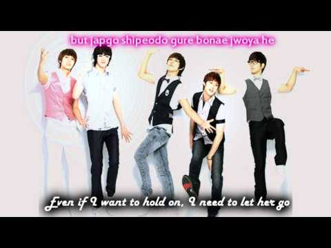 MBLAQ Hello My Ex [ENG SUB + ROMANIZATION] HD
