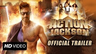 Action Jackson - Official Trailer