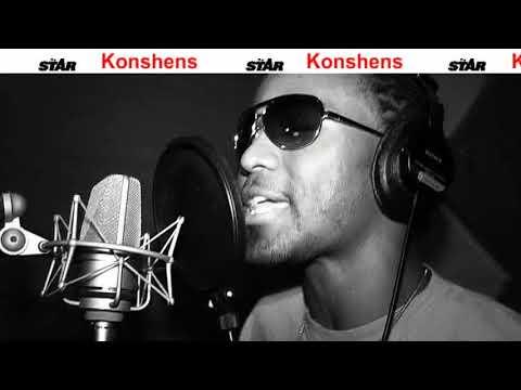 Artiste of the month - Konshens In Studio Performance