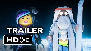 The LEGO Movie Official Main Trailer (2014) - Animated Movie HD