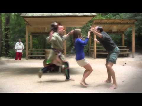 Oconaluftee Indian Village- Dances