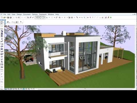 ArchiCAD 16 - Energy Evaluation - Creating a Building Model for Energy Evaluation