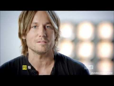 The Voice Australia 2012: Keith Urban - Channel 9 Promo