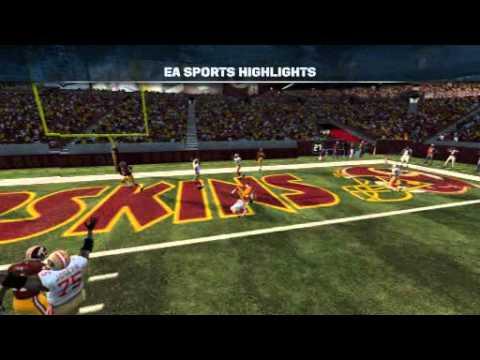 Season 2    Week 1 49ers vs Redskins 2