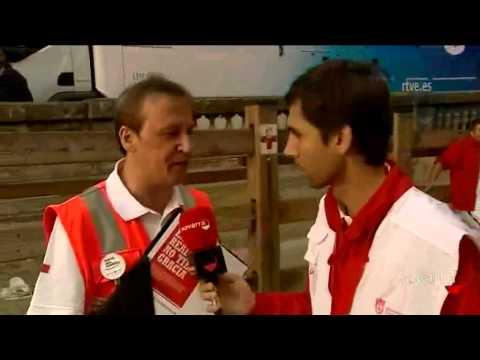El Encierro 14 julio 2012 - San Fermín