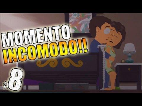 EL MOMENTO MAS INCOMODO !! - South Park: The Stick of Truth - Parte 8