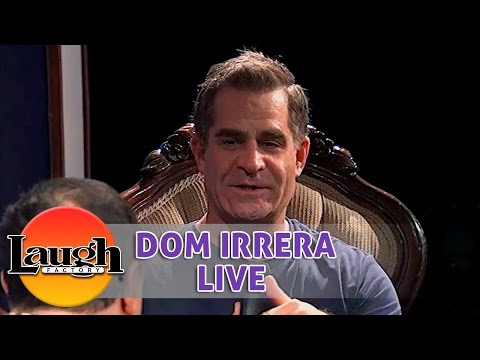 Todd Glass Returns! - Dom Irrera Live From The Laugh Factory (Podcast)