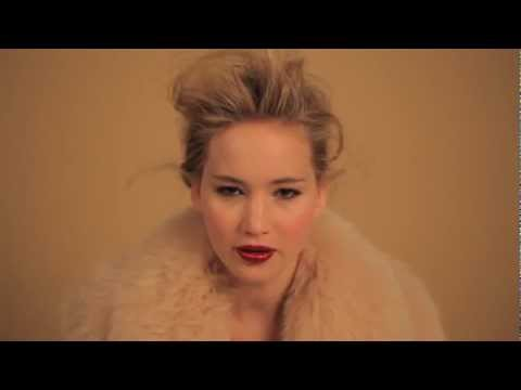 Behind the Shoot: Jennifer Lawrence ELLE Magazine June 2011 -Yx5G9K46wZs