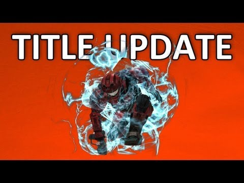 â–º Halo: Anniversary - Armor Lock - Title Update In-Depth Analysis - Halo: Reach