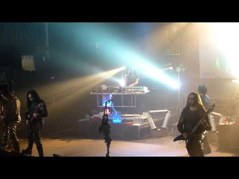 Cradle Of Filth - Lilith Immaculate (Philadelphia, PA) 3/2/11